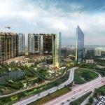 Dự án khu đô thị Thanh Hà Cienco 5 gây sốt trở lại do thị trường bất động sản phía Tây nổi sóng