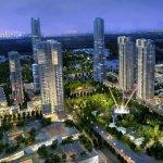 Toàn cảnh dự án khu đô thị Thanh Hà cienco 5 3.500 tỷ của ông chủ tập đoàn Mường Thanh