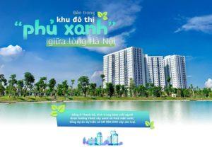 Chung cư Thanh Hà B1.3 HH03