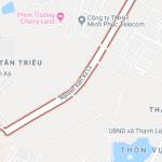 Tiến độ tuyến đường xala - nguyễn xiển tháng 10 - 2019